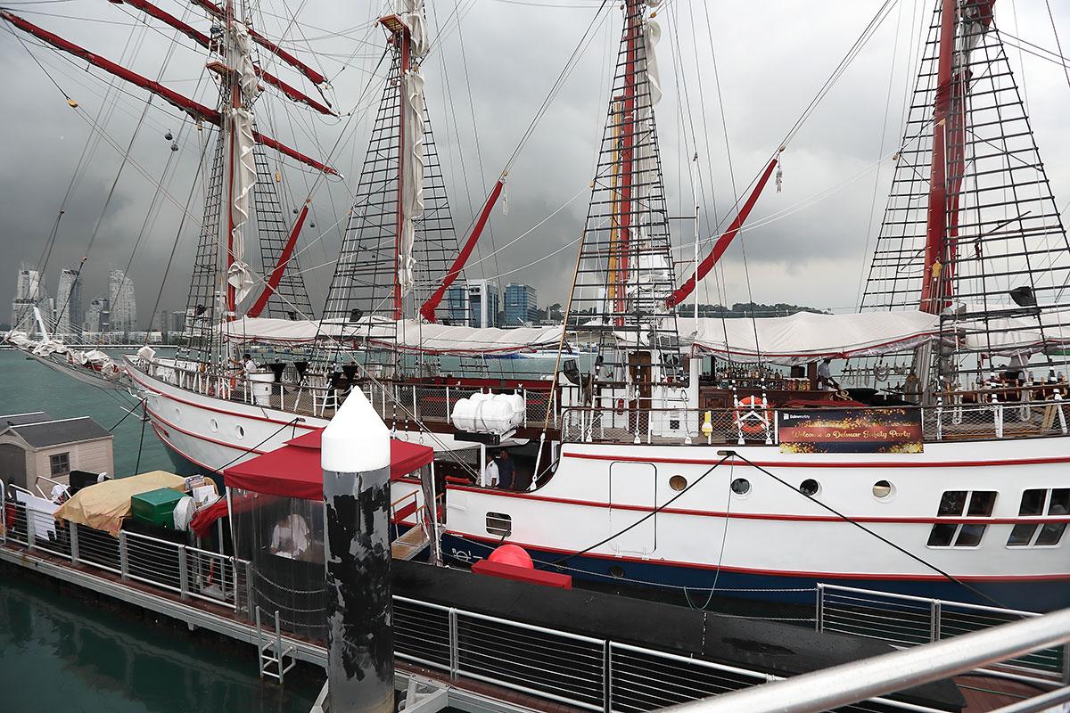 Delmar'ın Singapur ofisine tekne partili açılış - Denizcilik