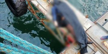 Tersane işçisinin cesedi sahilde bulundu