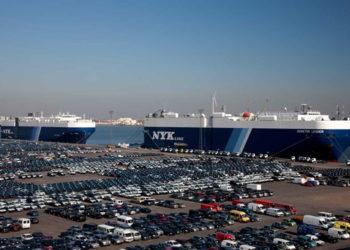 Fotoğraf : Filipinler NYK Otomotiv Limanı